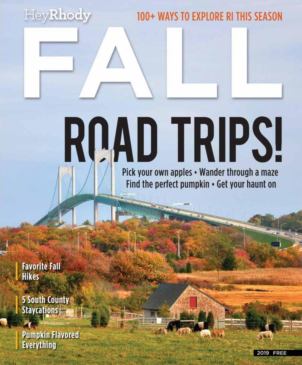 Hey Rhody Fall Guide 2019 By Providence Media Issuu