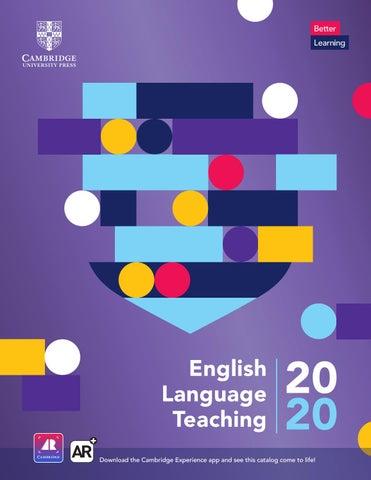 2020 Esl Cambridge University Press Catalog Us By Cambridge University Press Issuu