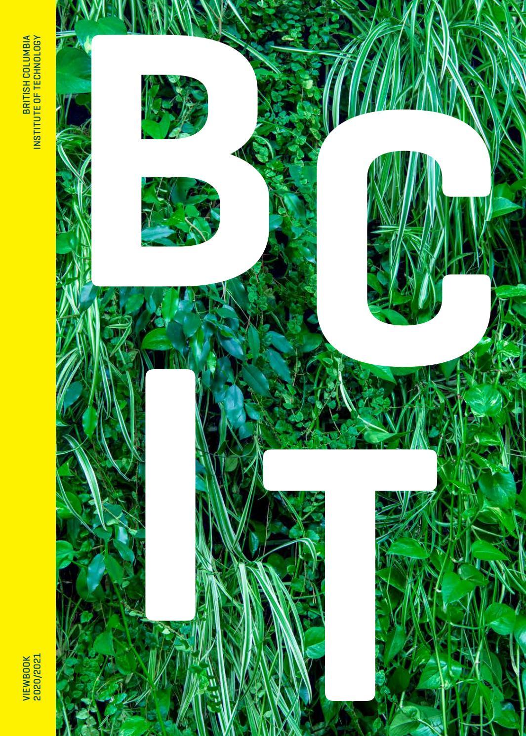 2020 2021 Bcit Viewbook By Bcit Issuu