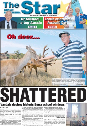 The Great Southern Star - January 30, 2019 by The Great