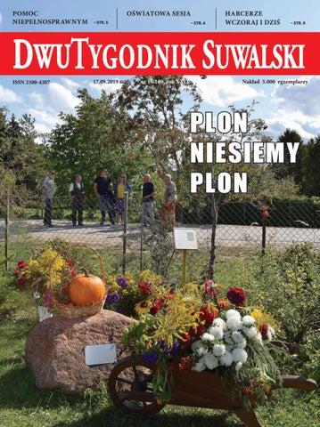 Wydanie Z Dnia 19092019 R By Dwutygodnik Suwalski Issuu