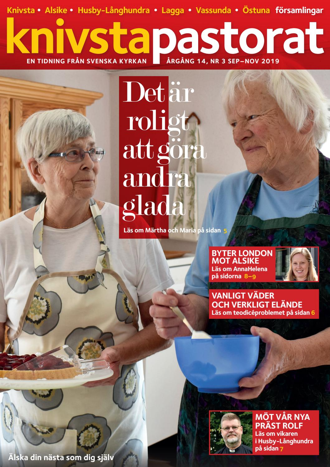 Camilla Croon, 47 r i Knivsta p Alsike-rby 203 - telefon