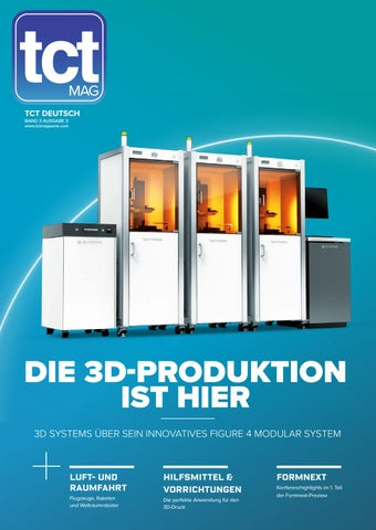 TCT Germany 3.3 by TCT Magazine issuu