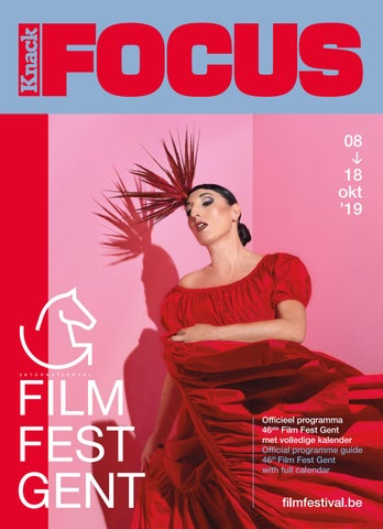 Film Fest Gent Knack Focus Special 2019 By Filmfestgent Issuu