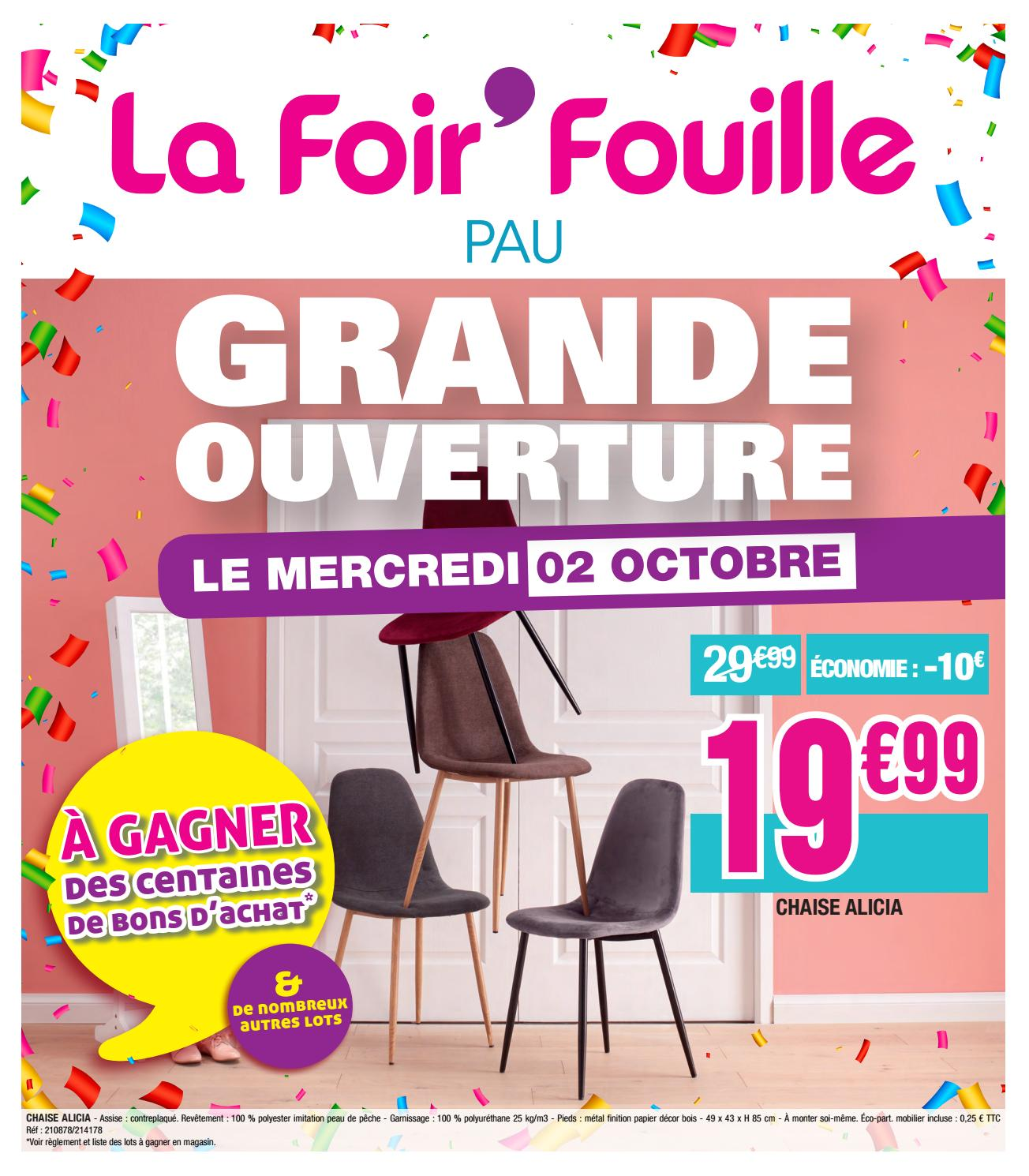 Foir'Fouille Catalogue Pau La issuu Ouverture by Yb7gyf6