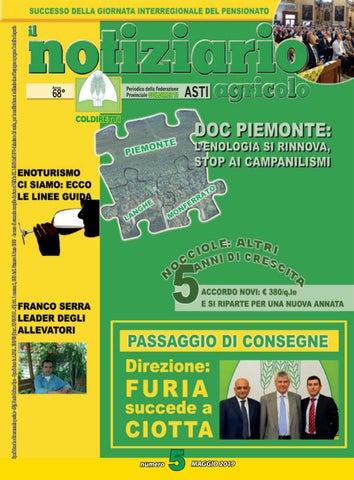 Pin Scaffali Asti.Il Notiziario Agricolo N 05 2019 By Il Notiziario