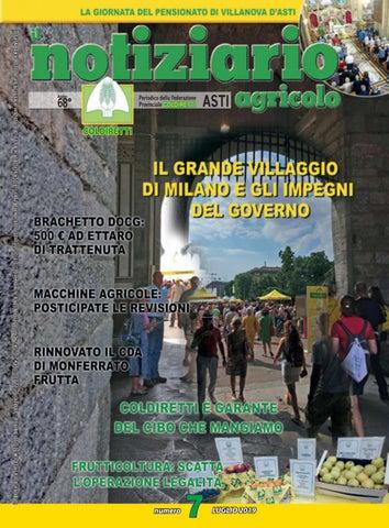Pin Scaffali Asti.Il Notiziario Agricolo N 07 2019 By Il Notiziario
