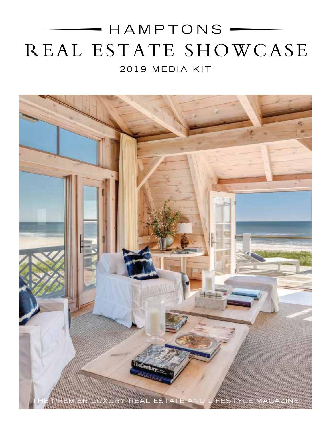 Hamptons Real Estate Showcase