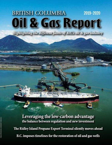 We Energies Winter Moratorium 2020.Bc Oil Gas Report 2019 2020 By Del Communications Inc Issuu