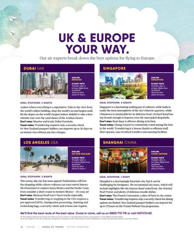 Page 24 of UK & Europe your way.