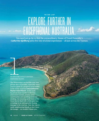 Page 28 of Explore further in exceptional Australia.