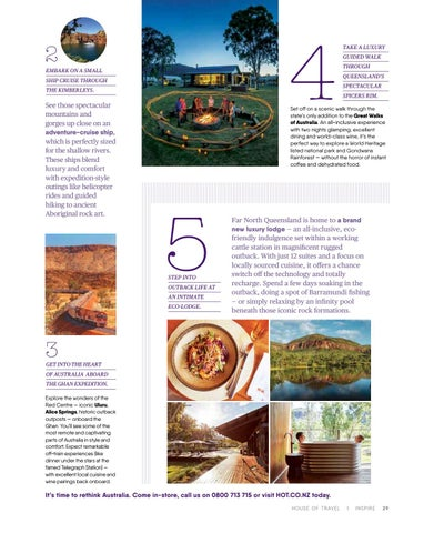 Page 29 of Explore further in exceptional Australia.