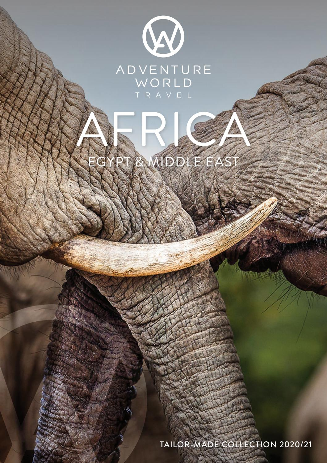 Africa Middle East Tailor Made Collection Brochure 2020 21 New
