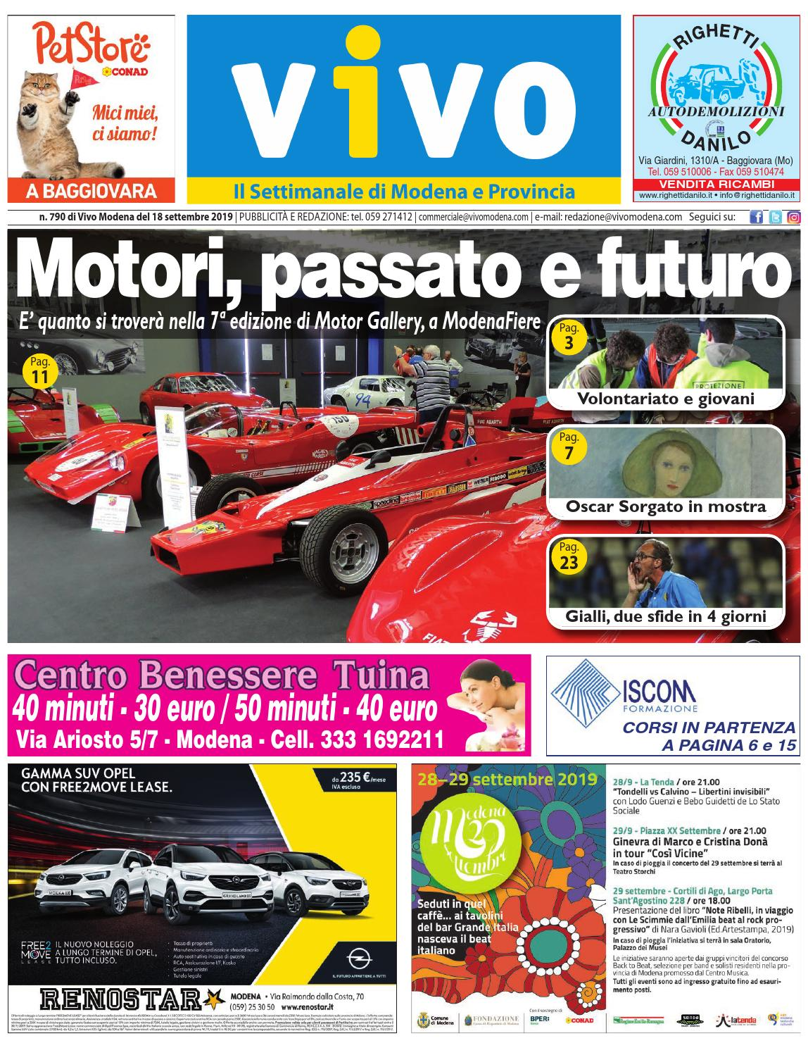 ViVo Modena 790 by Vivo Modena issuu
