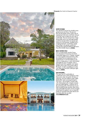 Page 41 of Where To Stay in Malindi
