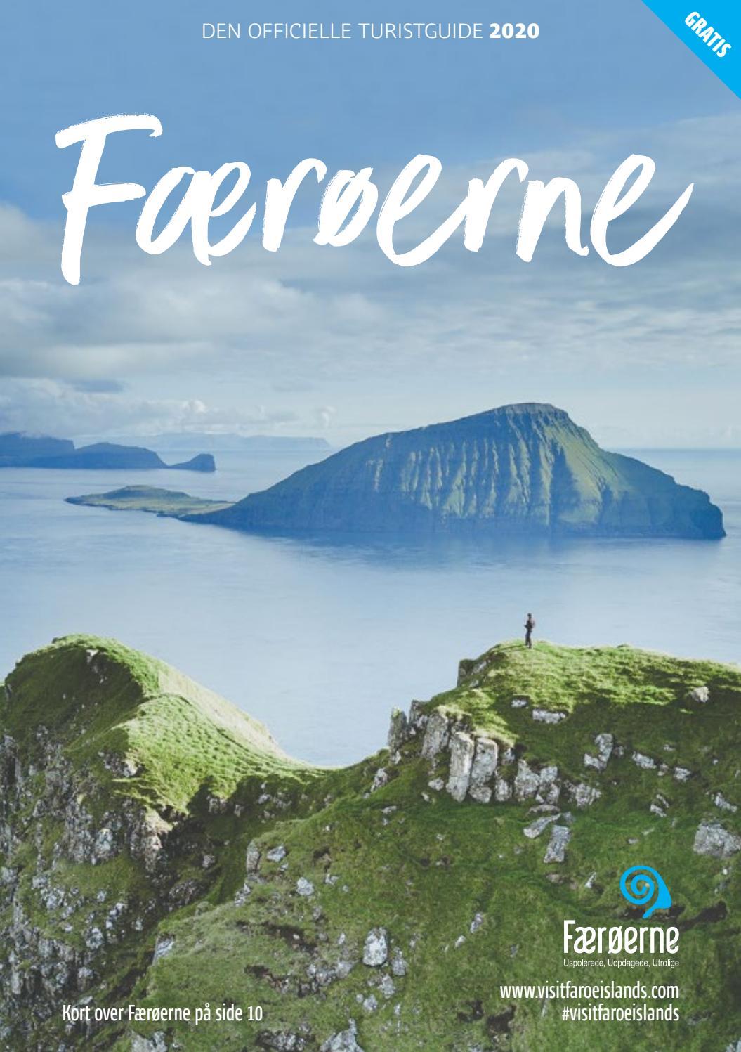 Faeroerne Tourist Guide 2020 By Visit Faroe Islands Issuu