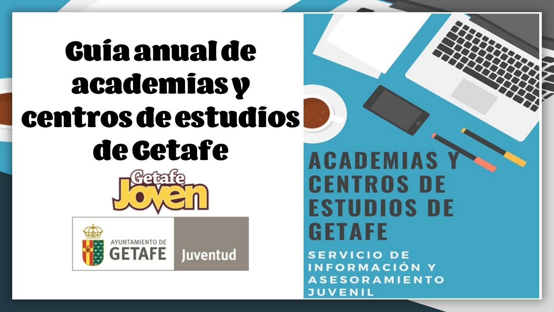 Guía De Academias Y Centros De Estudios De Getafe 2019 20 By