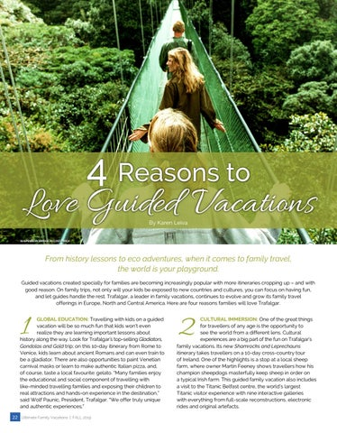 Page 22 of 4 Reasons to Love Guided Vacations
