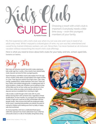 Page 38 of Kid's Club Guide