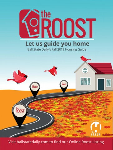 Bsu Graduation 2020.Ball State Roost Housing Guide Fall 2019 By Betsy Meyer Issuu