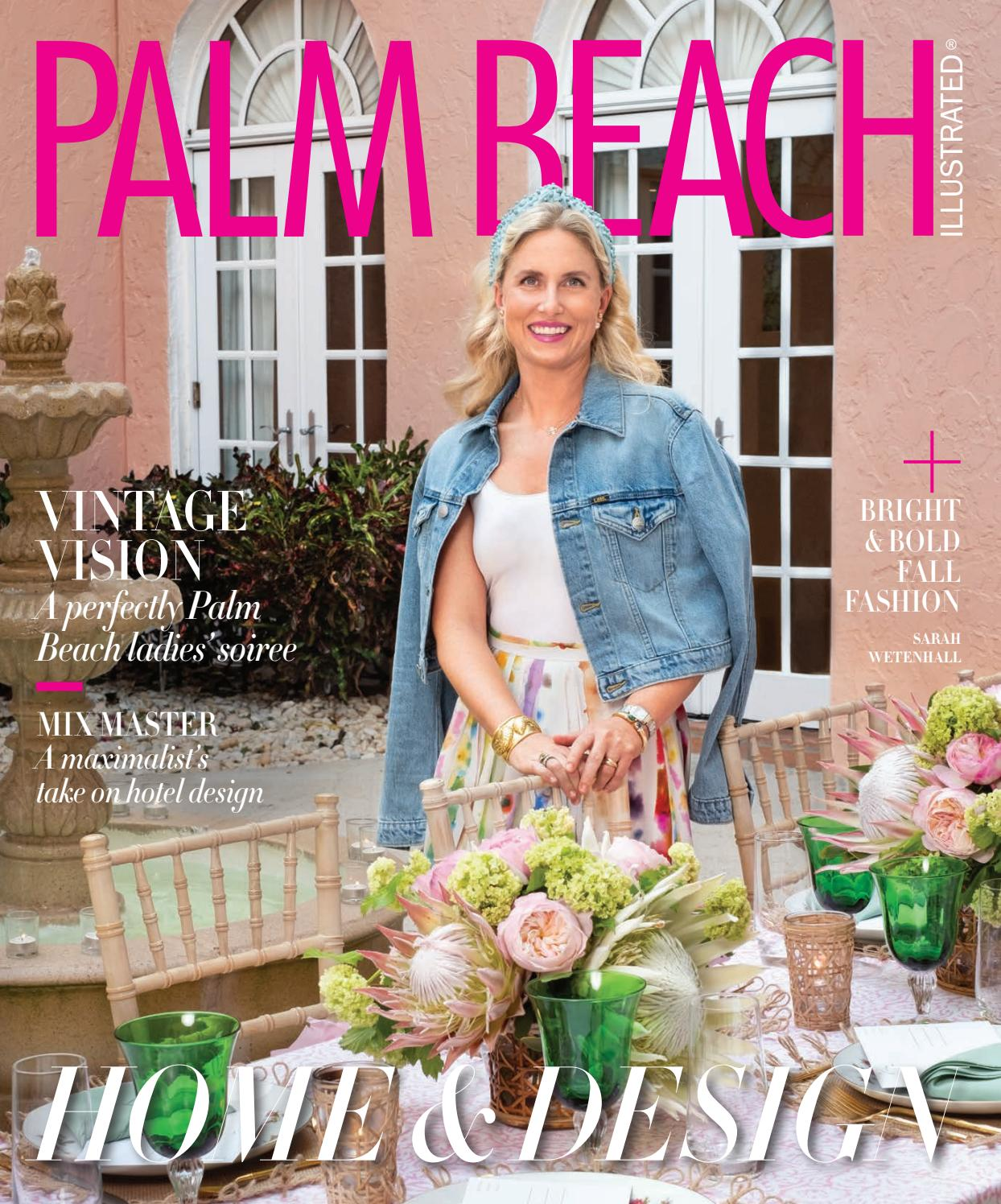 Palm Beach Illustrated October 2019 By Palm Beach Media Group Issuu