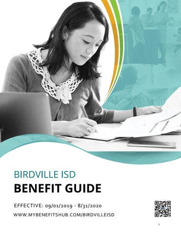 2019 20 Birdville Isd Benefit Guide By Fbs Issuu