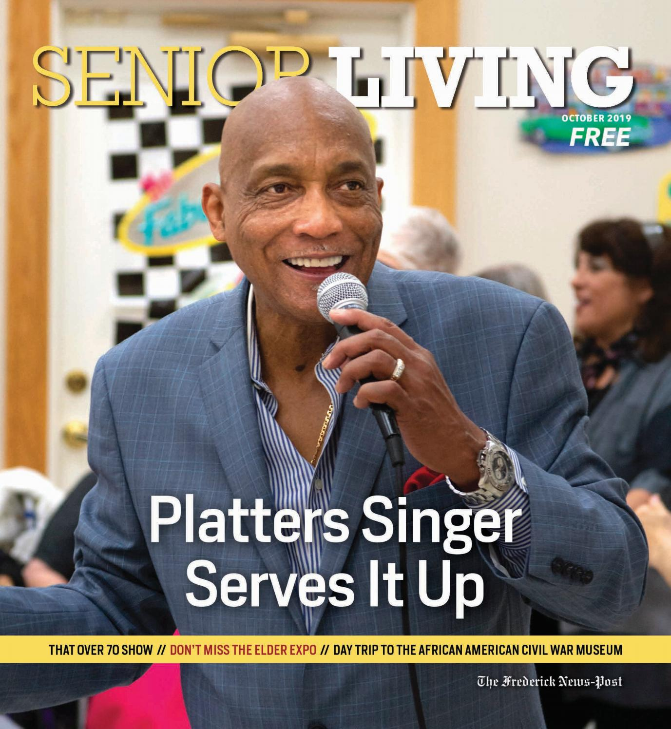 Senior Living, October 2019 By Frederick News-Post