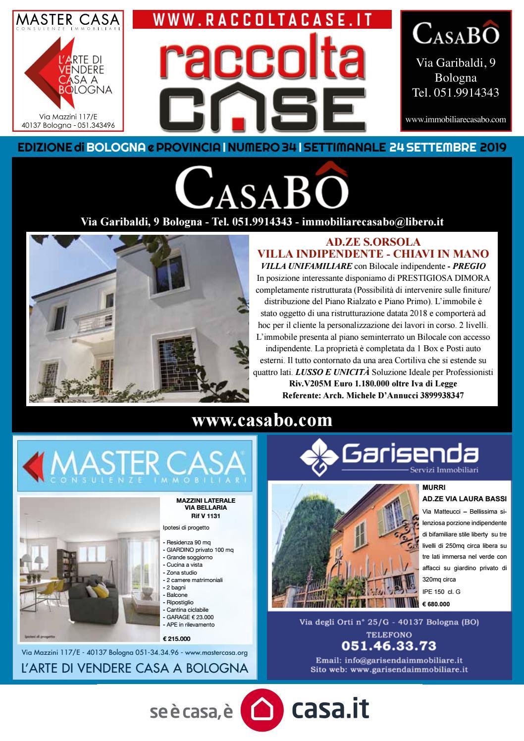 Spazio Vitale Studio Immobiliare raccoltacase bologna 34 - 2019 by publidok s.r.l. - issuu
