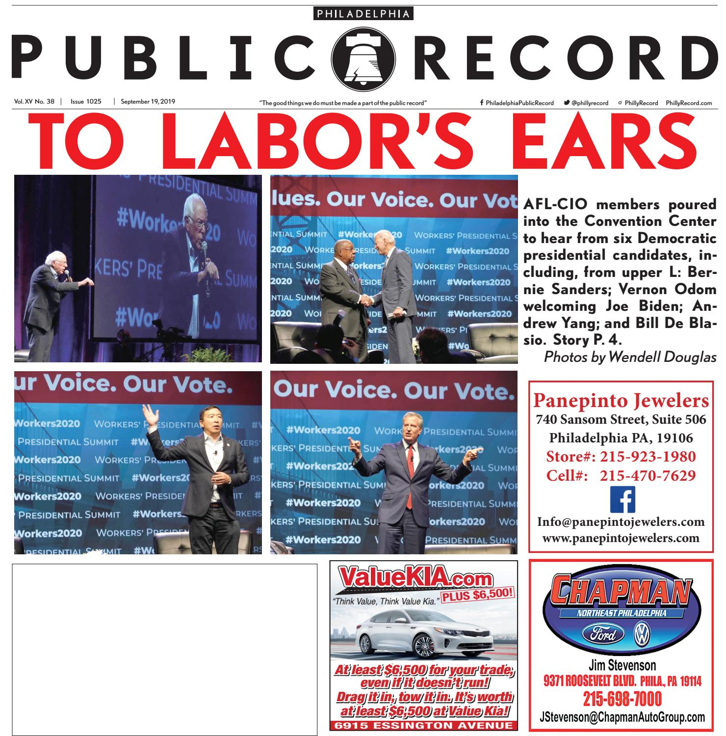 Value Kia Philadelphia >> Philadelphia Public Record by The Public Record - Issuu
