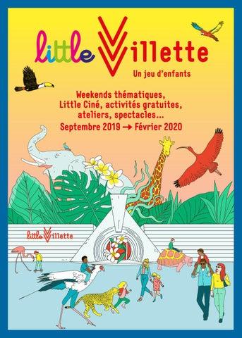 09.19 02.20 • Weekends thématiques, Little Ciné, activités