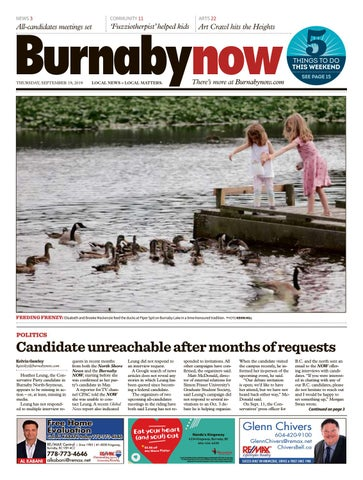 Burnaby Now September 19 2019 By Burnaby Now Issuu