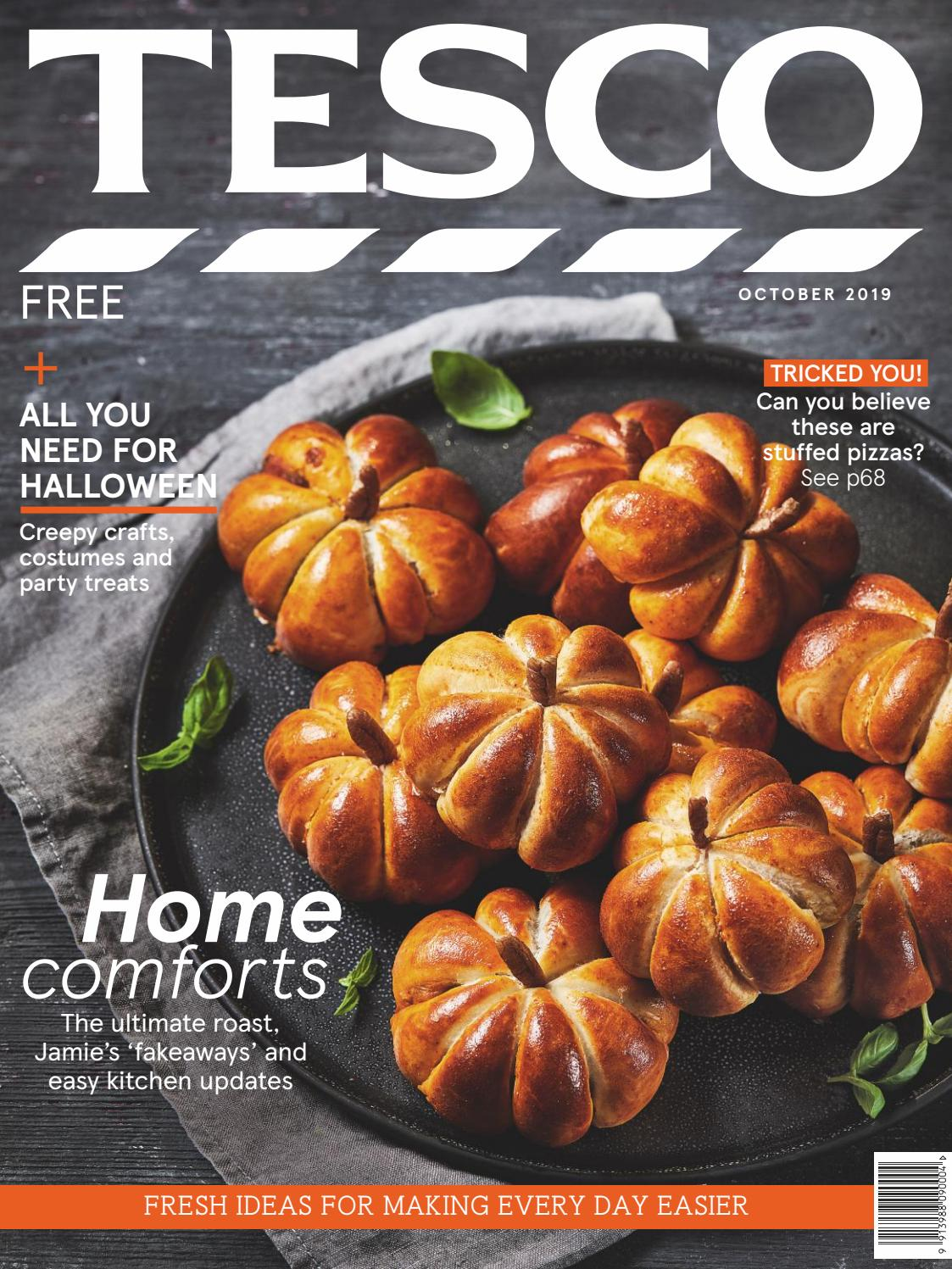 Tesco Magazine October 2019 By Tesco Magazine Issuu