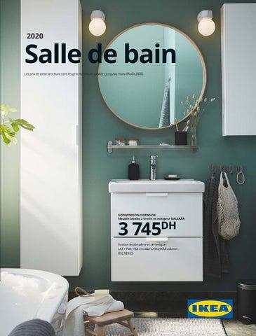 Catalogue IKEA maroc | Salle de Bain 2020