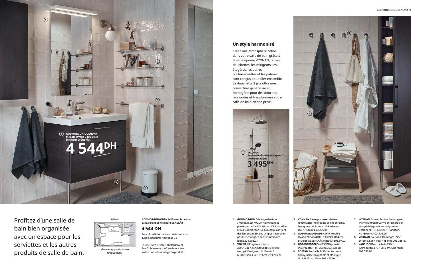 Pied Meuble Salle De Bain Ikea catalogue ikea maroc | salle de bain 2020