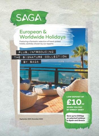 SAGA European & Worldwide Holidays by Travel Designers - issuu