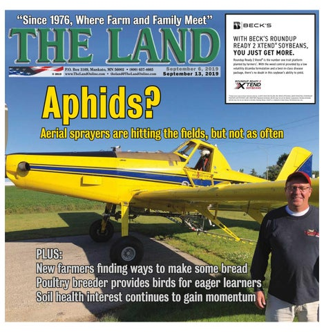 The Land September 13 2019 Northern Edition By The Land