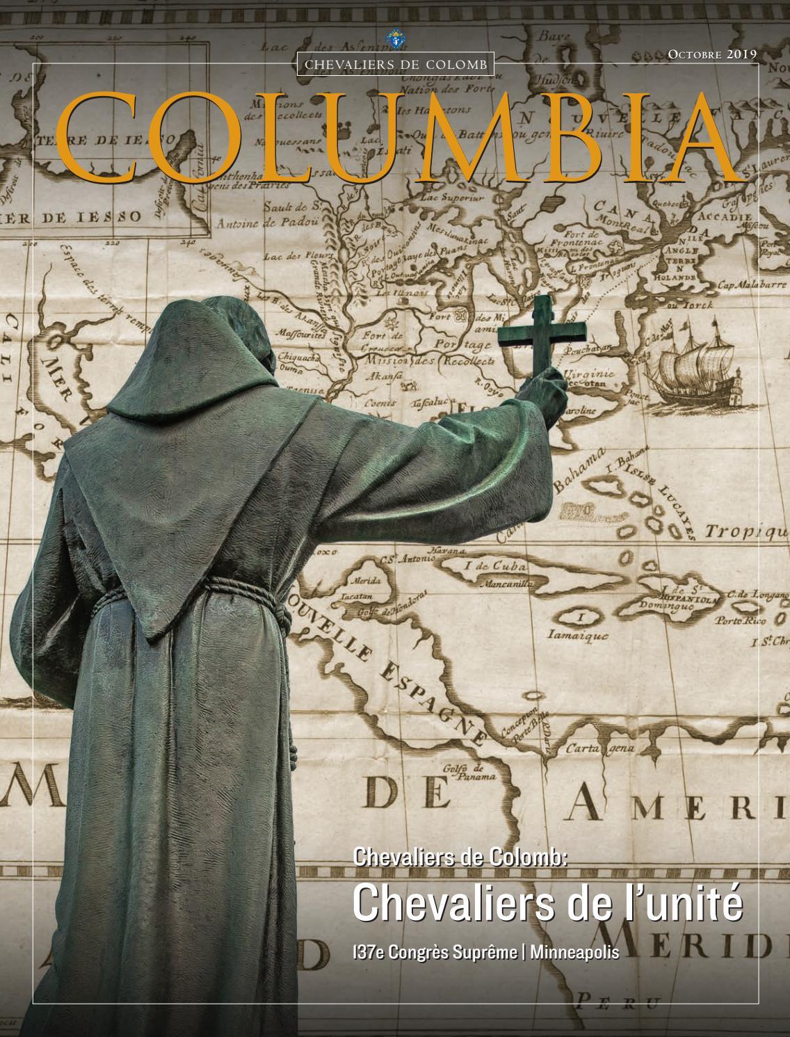 Columbia Octobre 2019 by Columbia Magazine issuu