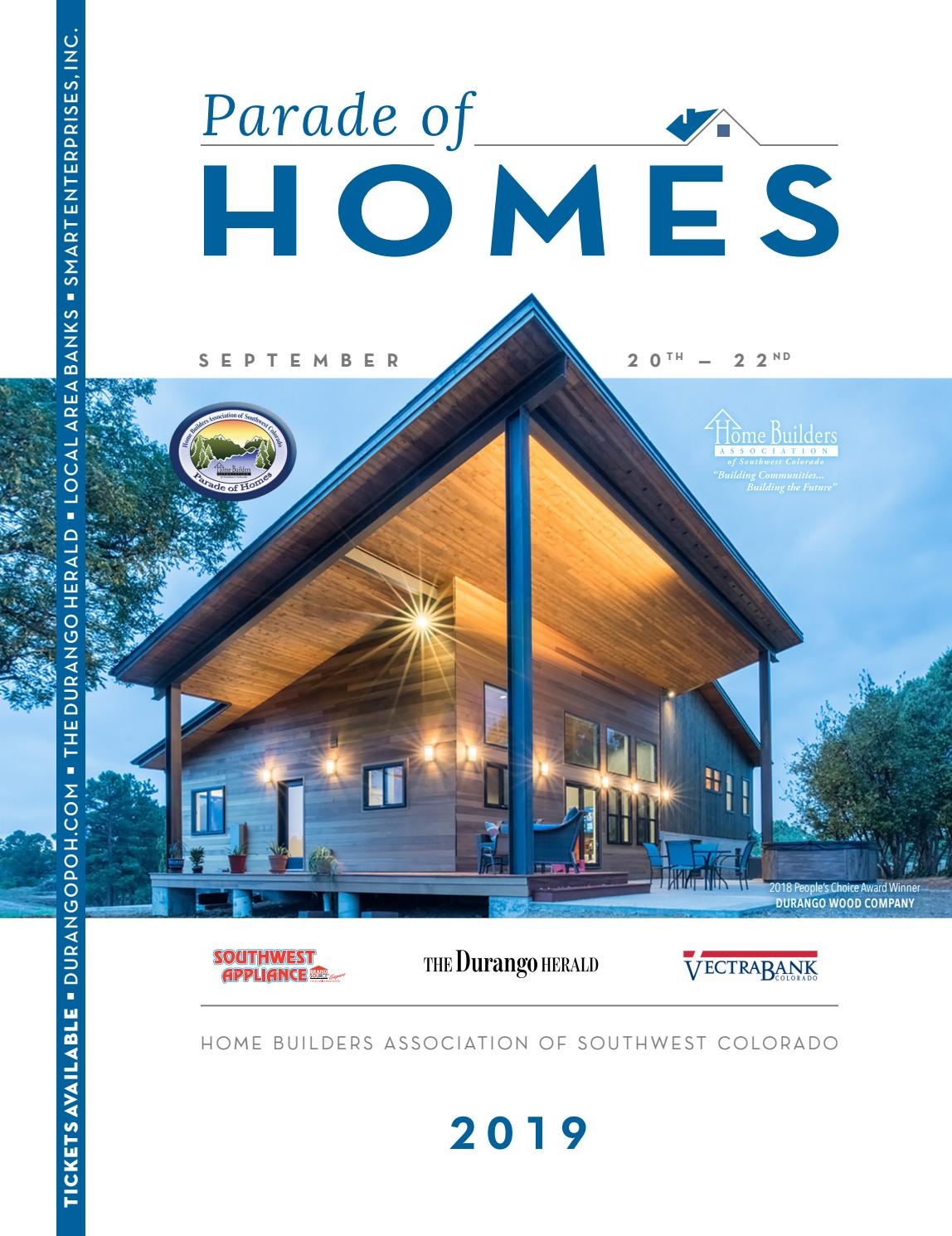 Parade Of Homes 2019 By Ballantine Communications Issuu