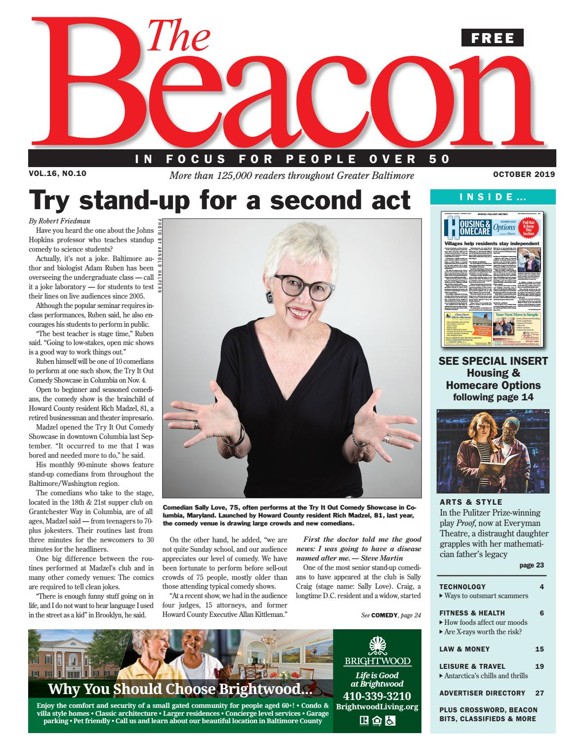 24 Porn Russian Page october 2019 | baltimore beaconthe beacon newspapers - issuu