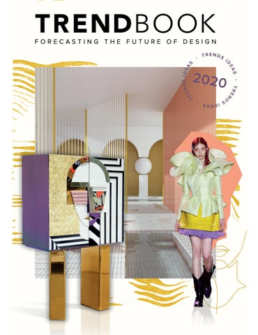 Trend Book Forecast 2020 By Trend Design Book Issuu