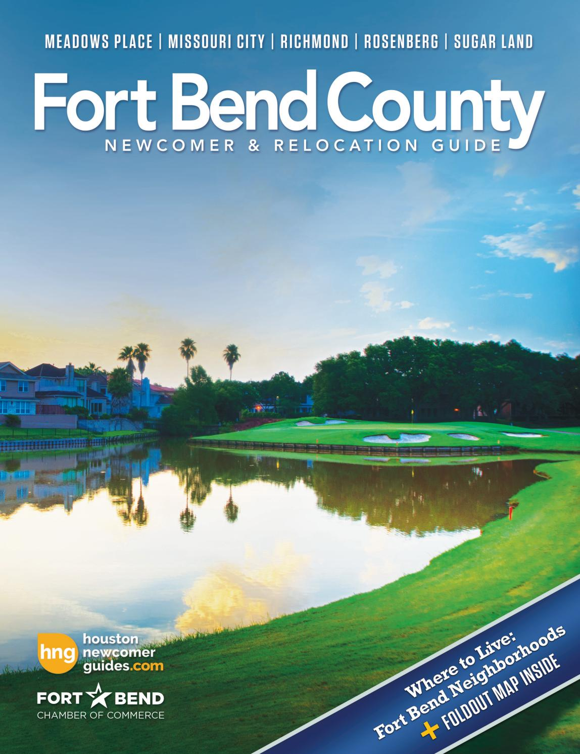 Fort Bend Newcomer & Relocation Guide - 2019 Volume 1 by web