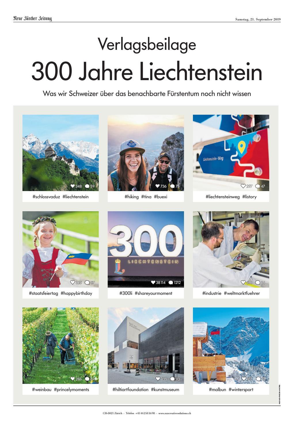 Liechtenstein D By Nzz Content Solutions Issuu