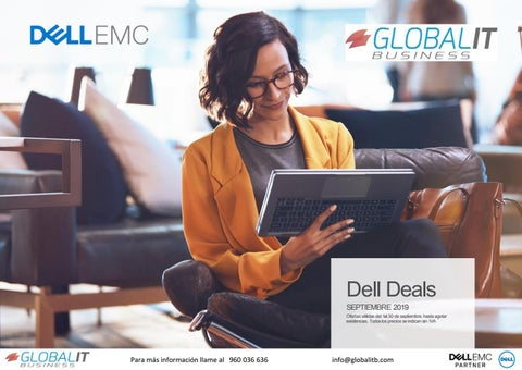 DELL DEALS SEPTIEMBRE 2019 by Global IT Business - issuu
