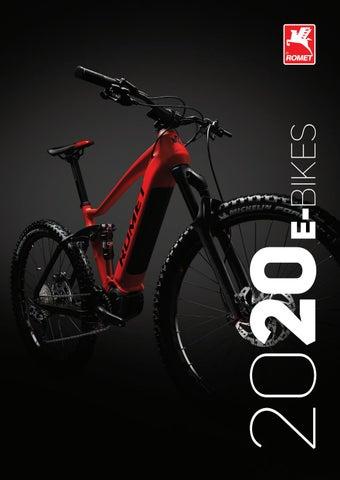 Rowery elektryczne Romet 2020