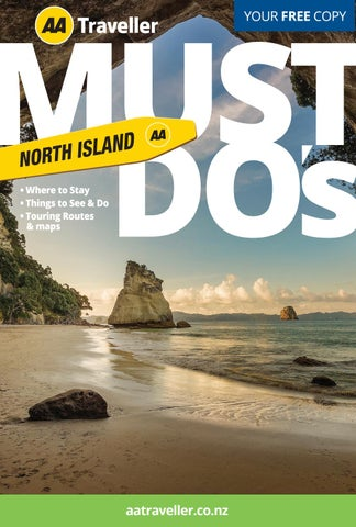877 647 8551 >> North Island Must Do S 2020 By Aa Traveller Issuu