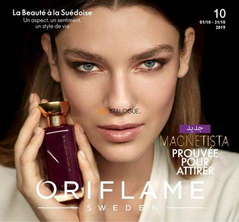 Catalogue Oriflame Maroc Octobre 2019