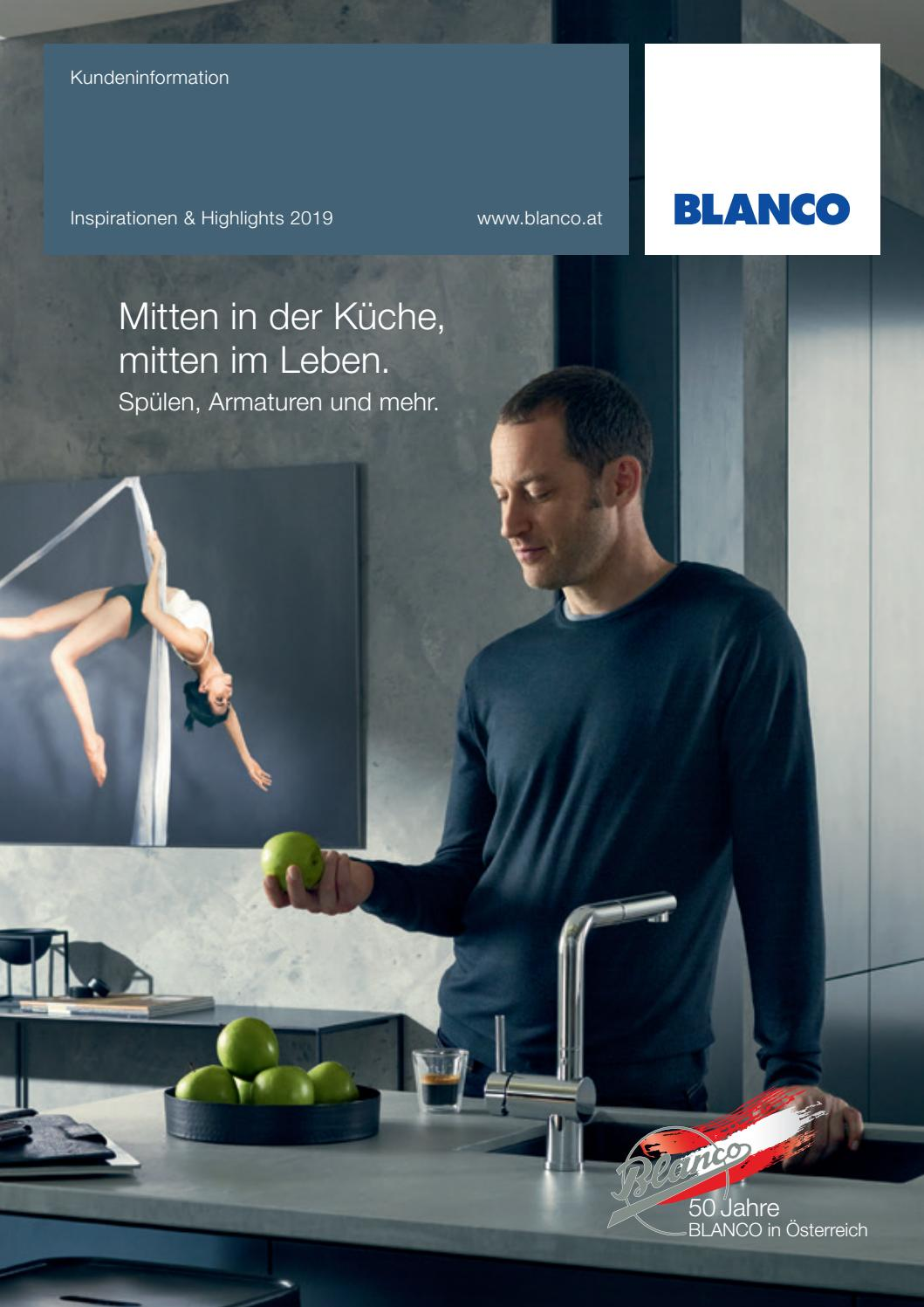 Blanco Inspiration Highlights 2019 By Wohnnet Issuu
