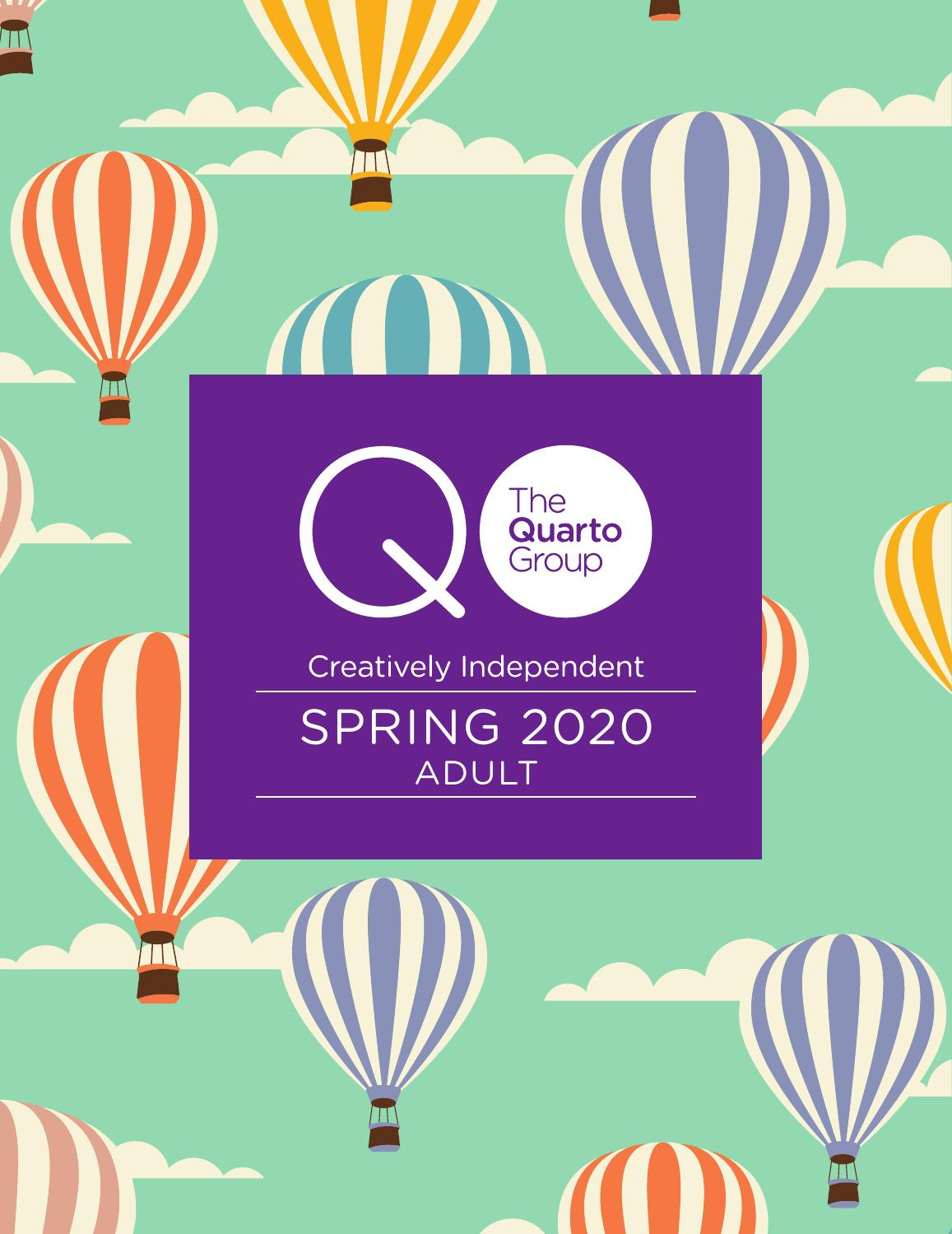 Uk Spring 2020 Adult Catalogue By Qpguk4 Issuu