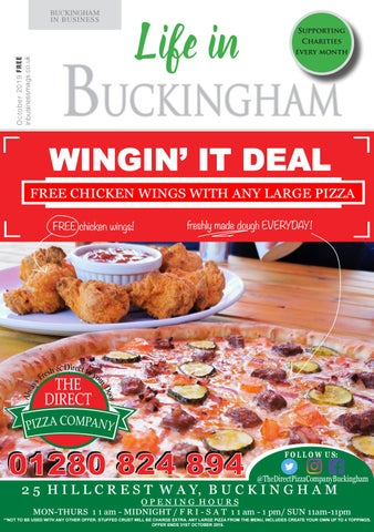 Life In Buckingham October 2019 Issue By Best Area Magazines