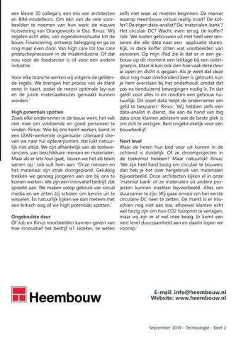 Page 7 of 'Dat familiegevoel, het Heembouw-DNA, heerst hier nog steeds'